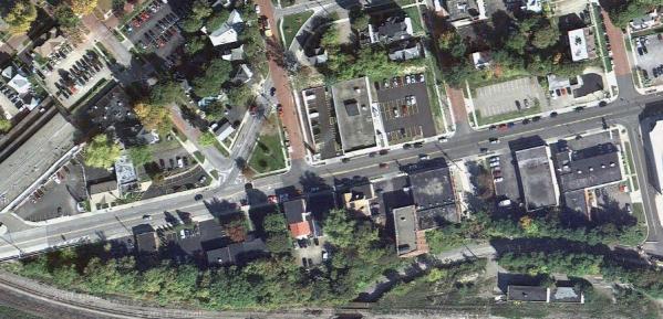 W. 3rd St. Jamestown, NY
