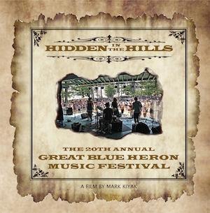 Heron - Hidden in Hills