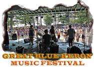 2013 Great Blue Heron Music Festival